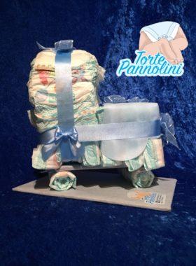 torte pannolini carrozzina